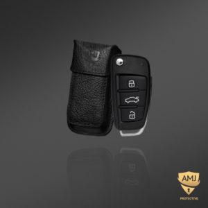 Чехол protective key cover - Audi (Для всех моделей от 2008 до 2012 и для моделей А4 до 2018 года)